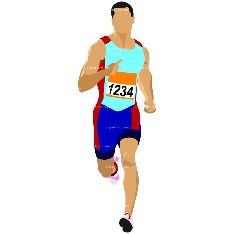 Athletes Running Clipart Athlet Running120703 Jpg