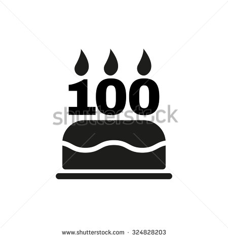 Birthday Cake 100 Stock Photos, Royalty.