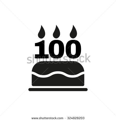 Birthday Cake 100 Stock Photos, Royalty.