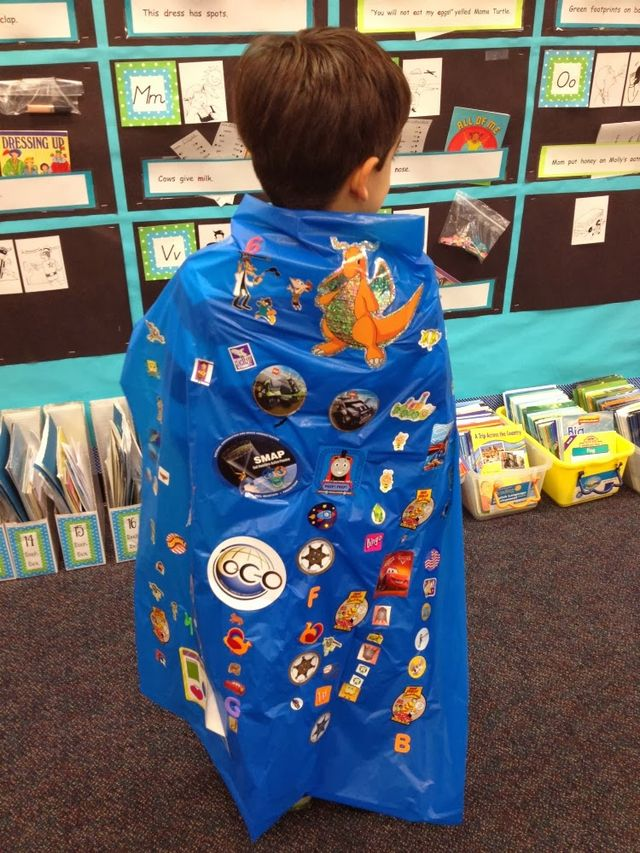 Get Ready for a Super Hero Themed 100th Day of School Right.