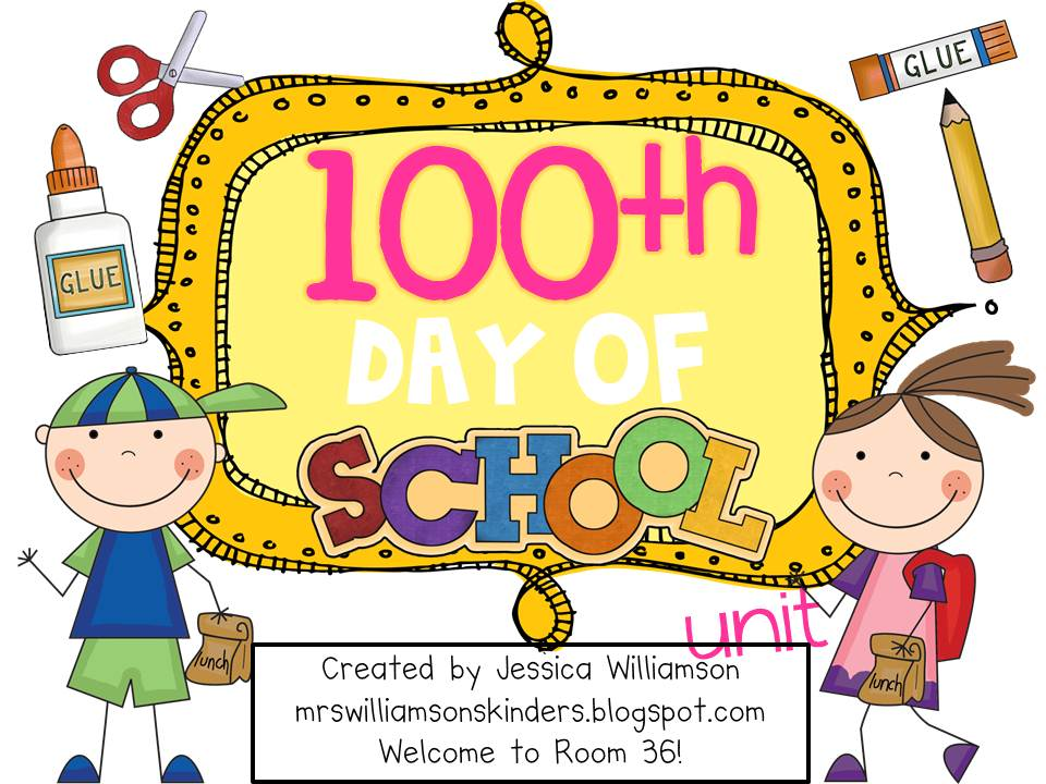 100 day of school clipart PNG and cliparts for Free Download.