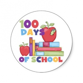 100 Days Of School Clipart, Free Download Clipart and Images.