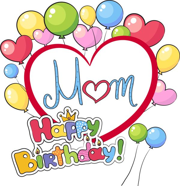 Mom Birthday Clipart at GetDrawings.com.