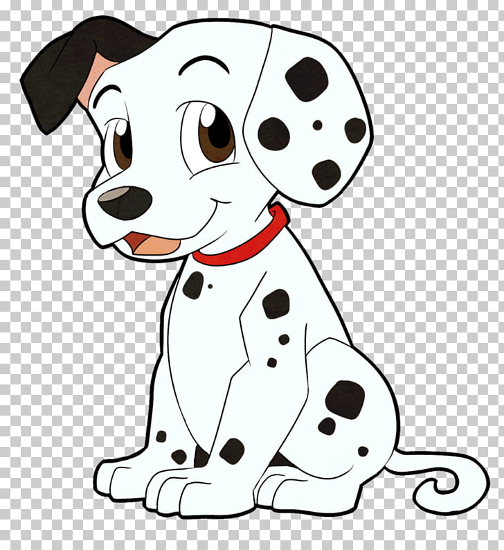 Dalmatian dog The Hundred and One Dalmatians Perdita Puppy.