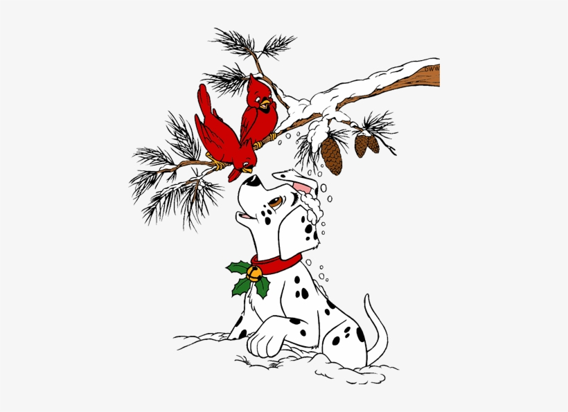 Graphic Transparent Download Christmas Cardinal Clipart.