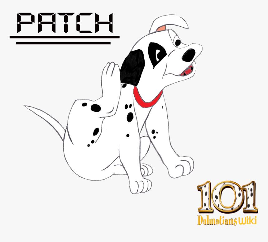 Patch 101 Dalmatians Png , Png Download.