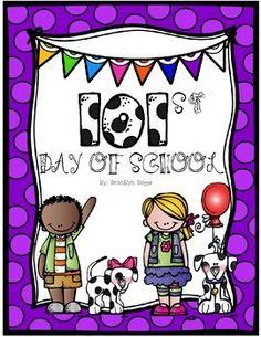 101 Days of School.
