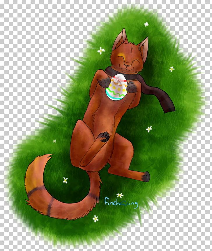 Spring fever Cat, Spring Fever PNG clipart.