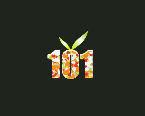 Logo: 101 Logo Design.