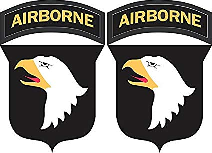Amazon.com: MAGNET Army 101st Airborne Division Patch 2 Pack.