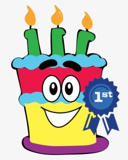 Free Birthday For Facebook Clip Art with No Background.