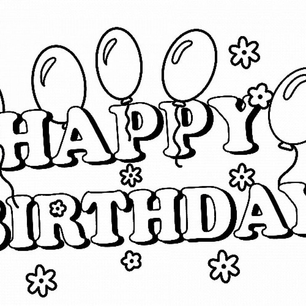 Happy Birthday Clipart Black And White Cakes Luxury Cake Fr.