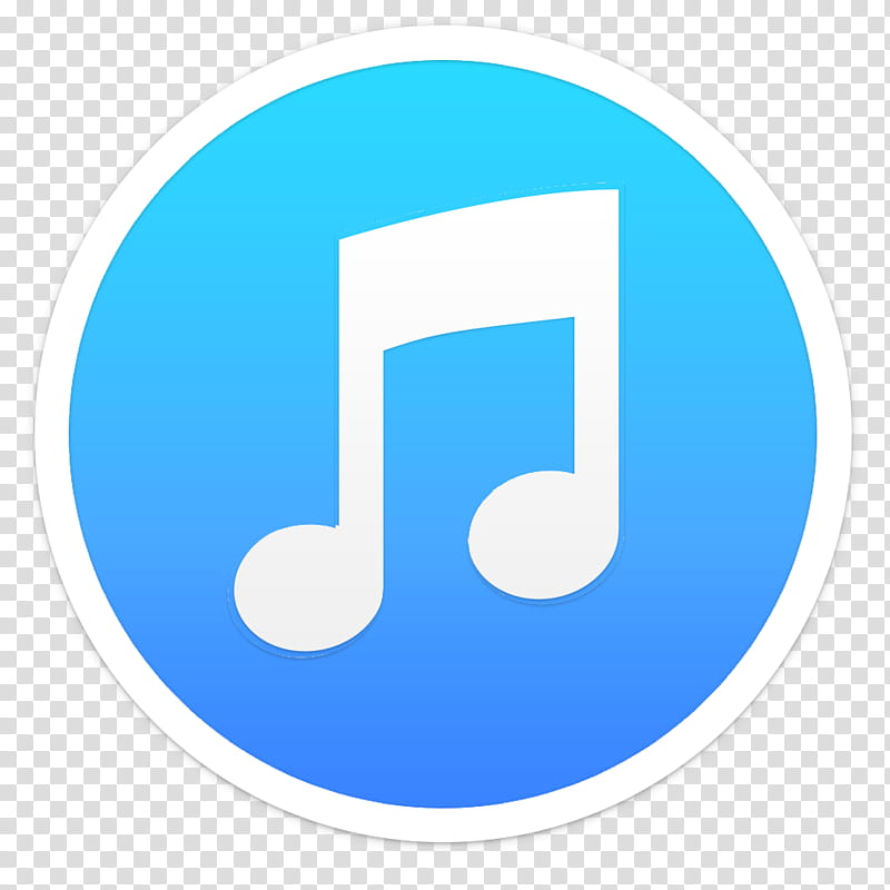 Alternate iTunes Icons x, clean yosemite transparent.