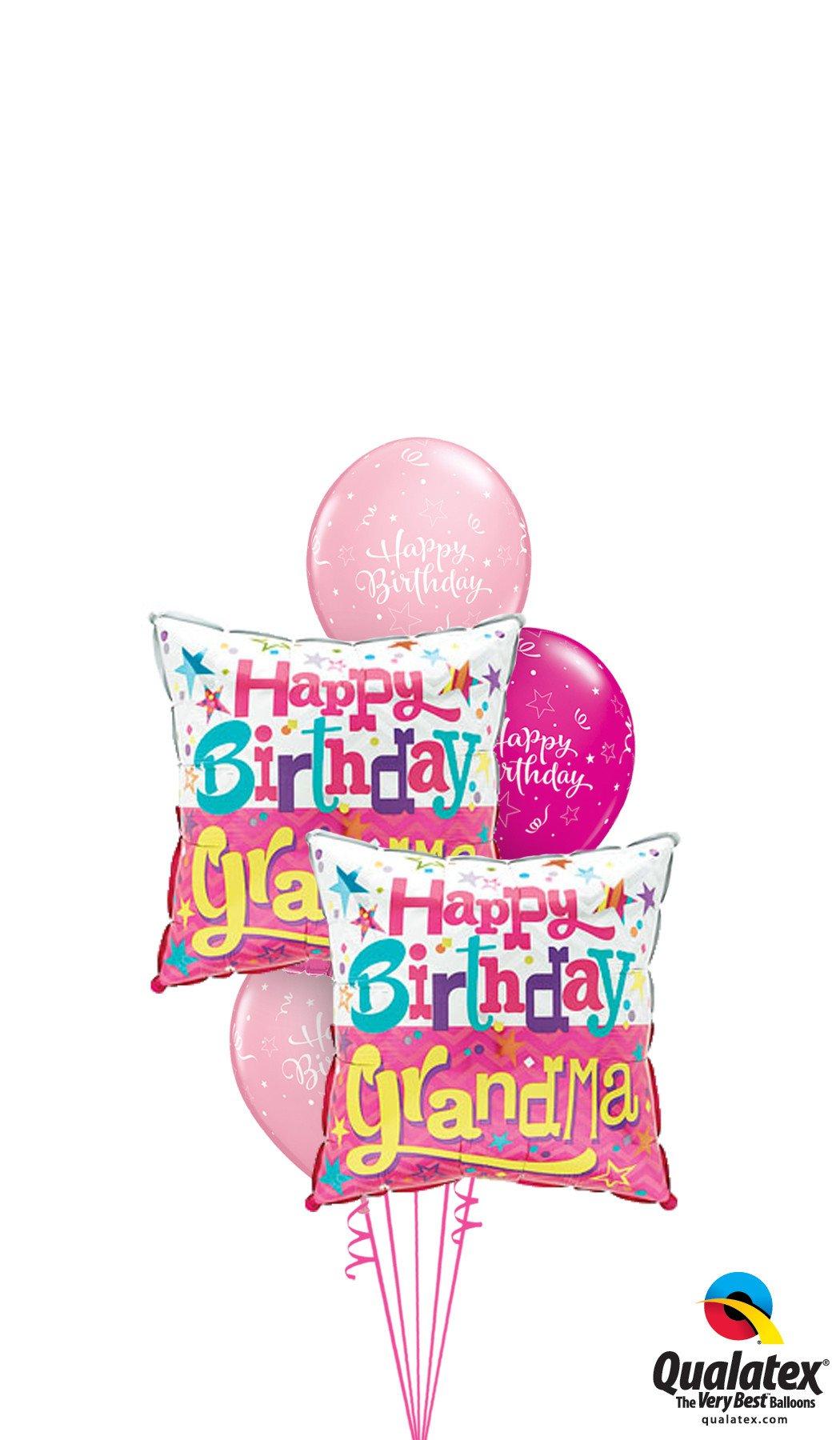 Happy Birthday Grandma.