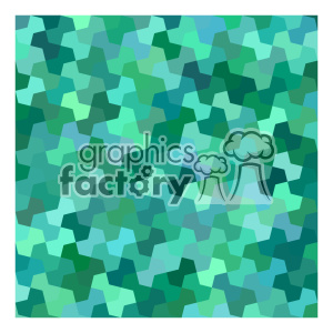 vector color pattern design 105 clipart. Royalty.