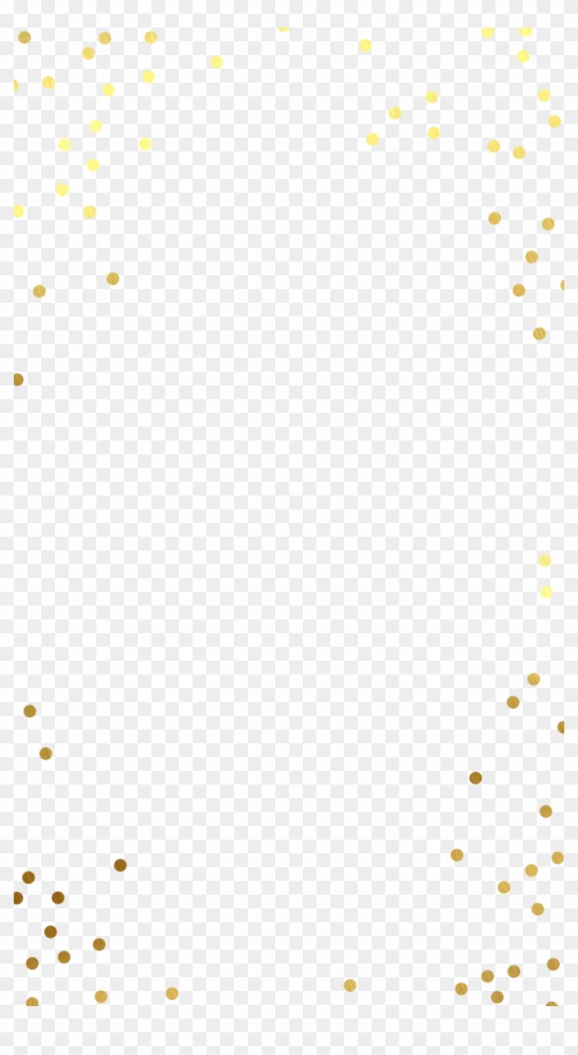 Gold Confetti Png 1080 X 1920 Clipart Confetti.