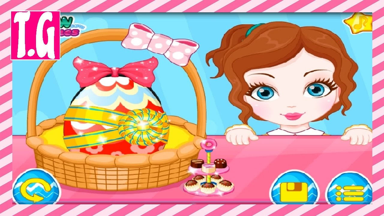 Special Easter For Children — GAMES FOR KIDS. Full HD 1080p.
