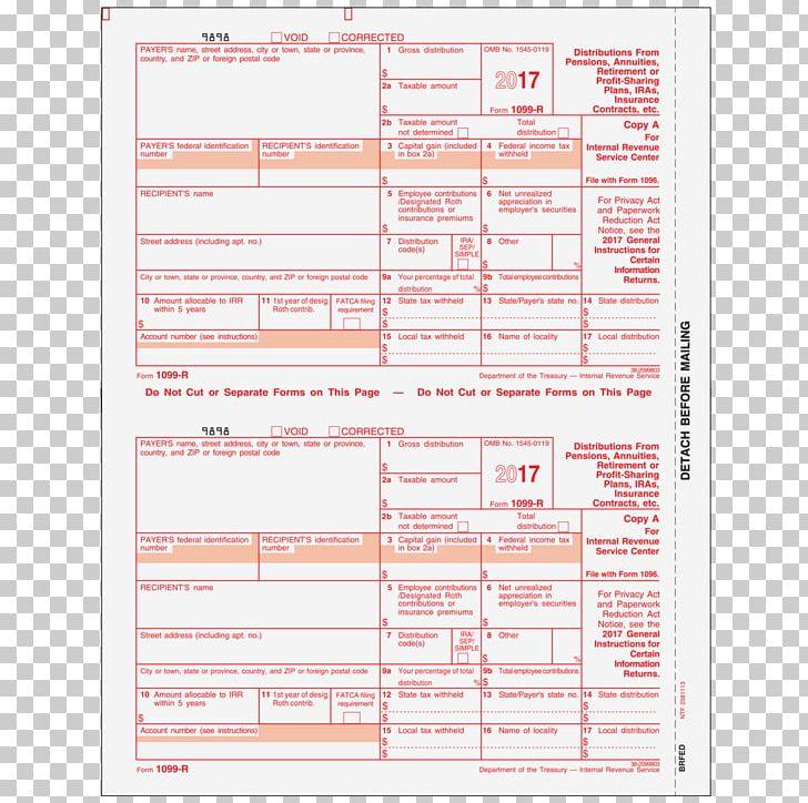Paper Form 1099.