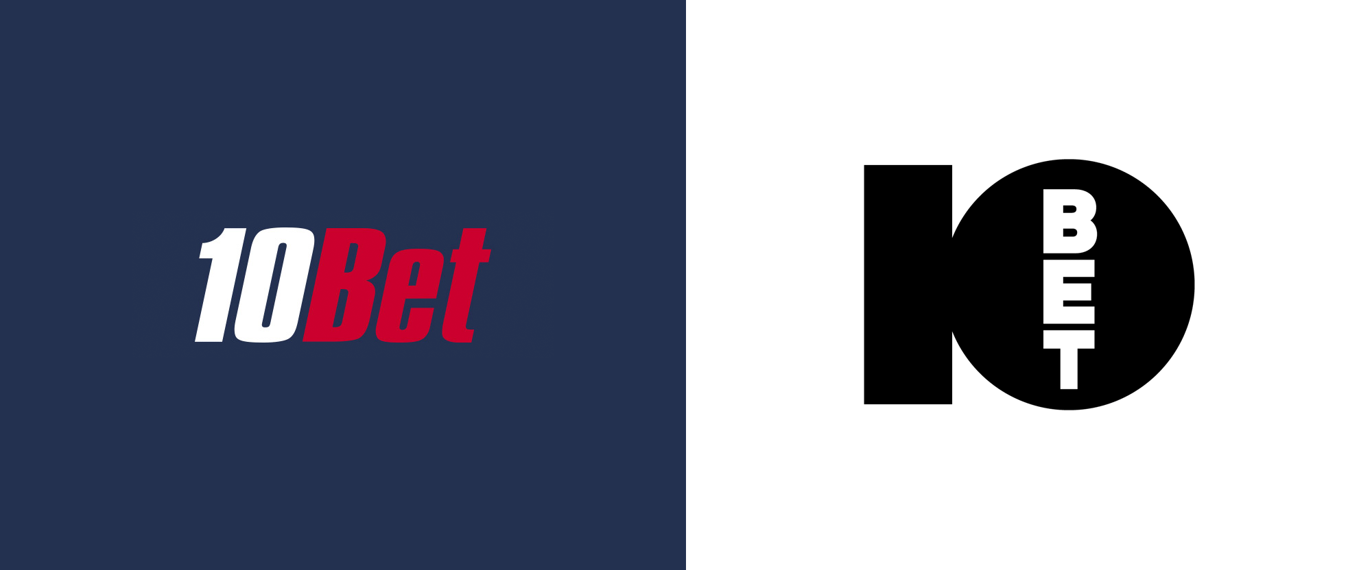Brand New: New Logo for 10Bet by Rose Design.