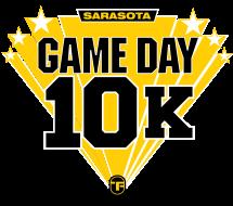 Game Day 10k Run and 5k Run.