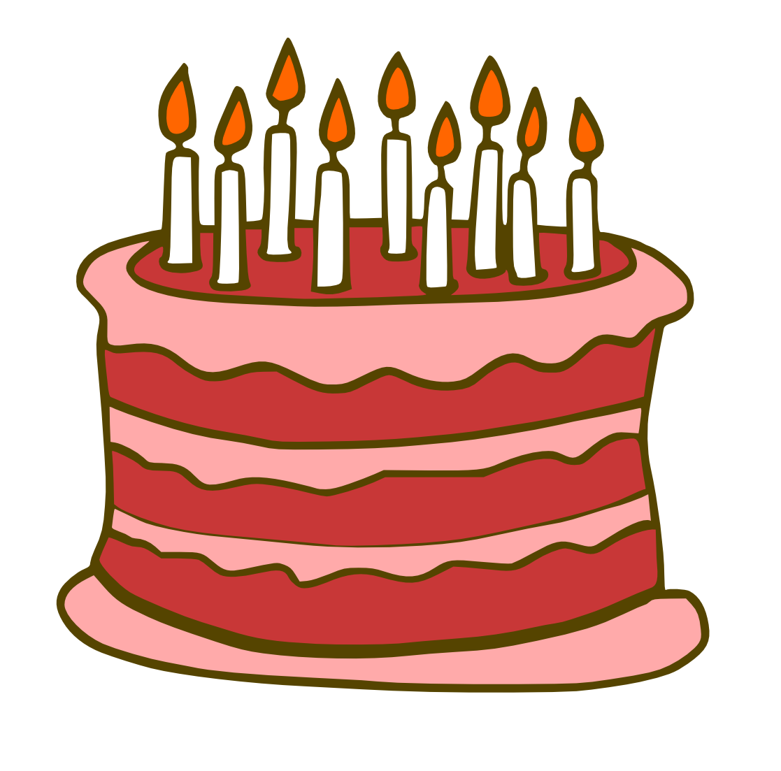 Free Pictures Of Cartoon Cakes, Download Free Clip Art, Free.