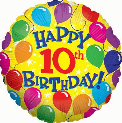 happy 10th birthday clipart 10th birthday clipart 6.