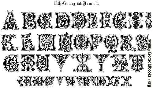 07. 7.—11th Century and Numerals.