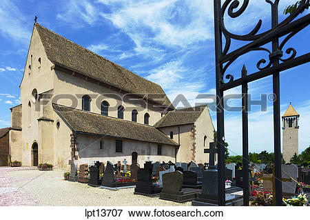Picture of ST TROPHIME'S ROMANESQUE CHURCH 10th 11th Century.