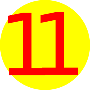 11 Clipart.