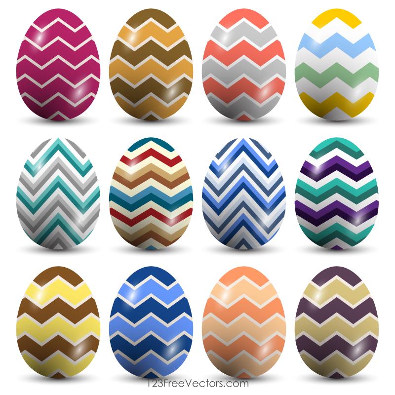 Free Easter Egg Clip Art.