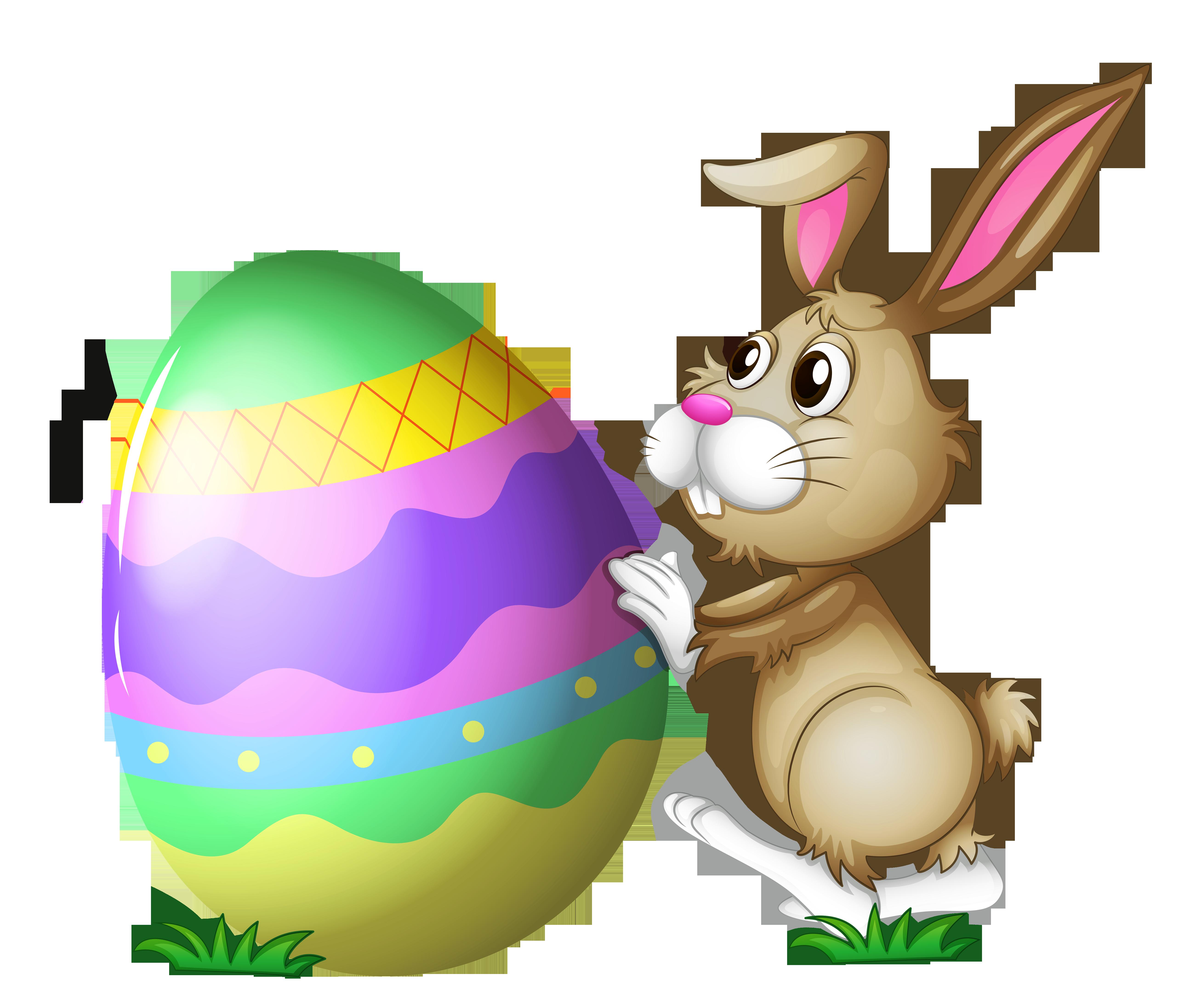 Easter Bunny Clip art.