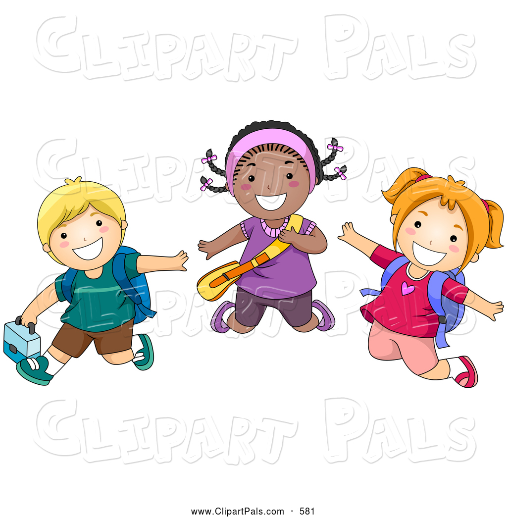 Kids jumping clipart 11 » Clipart Station.