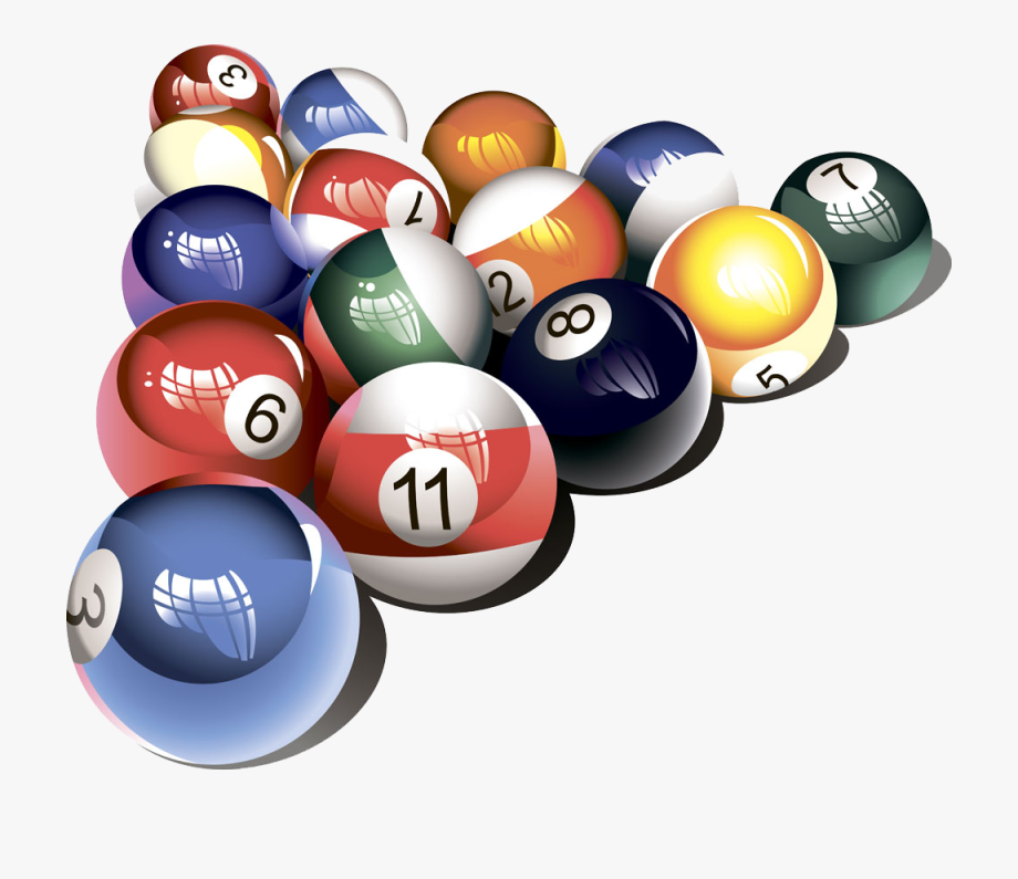 Billiard Balls Image Free Clipart Hd.