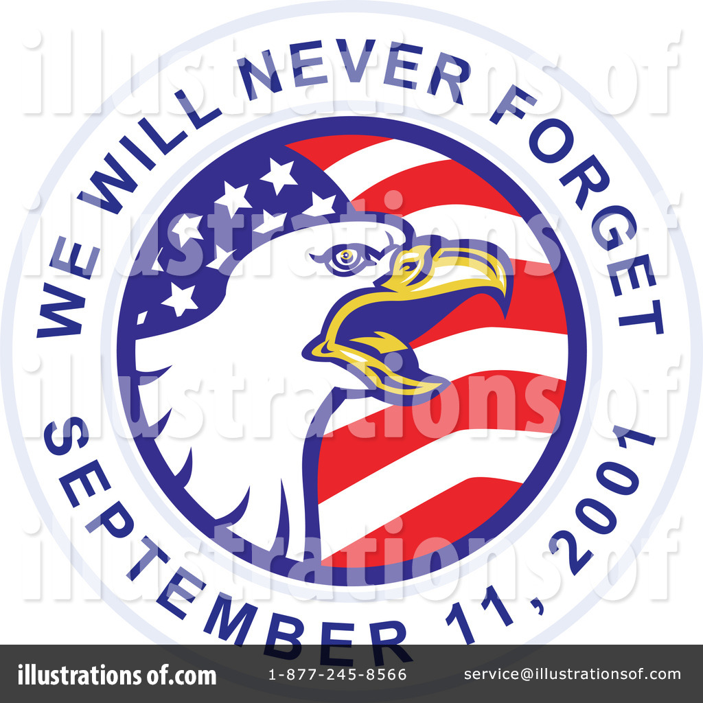September 11 Free Clipart.