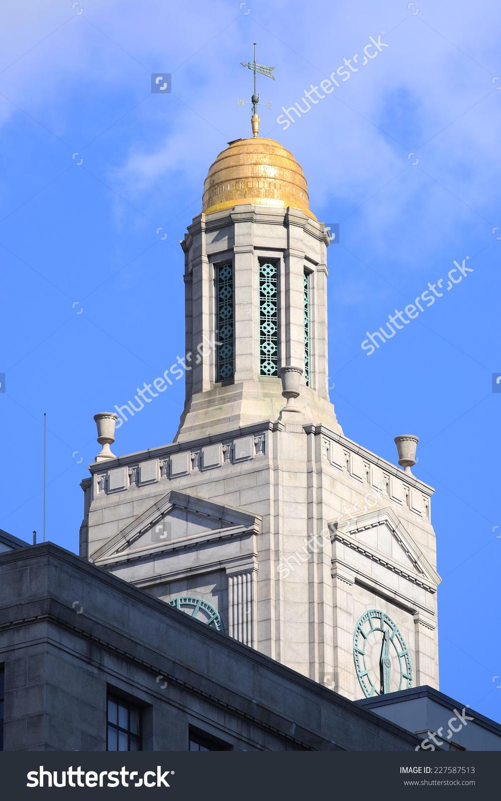 Newbry Called Boston New England Mutual Stock Photo 227587513.
