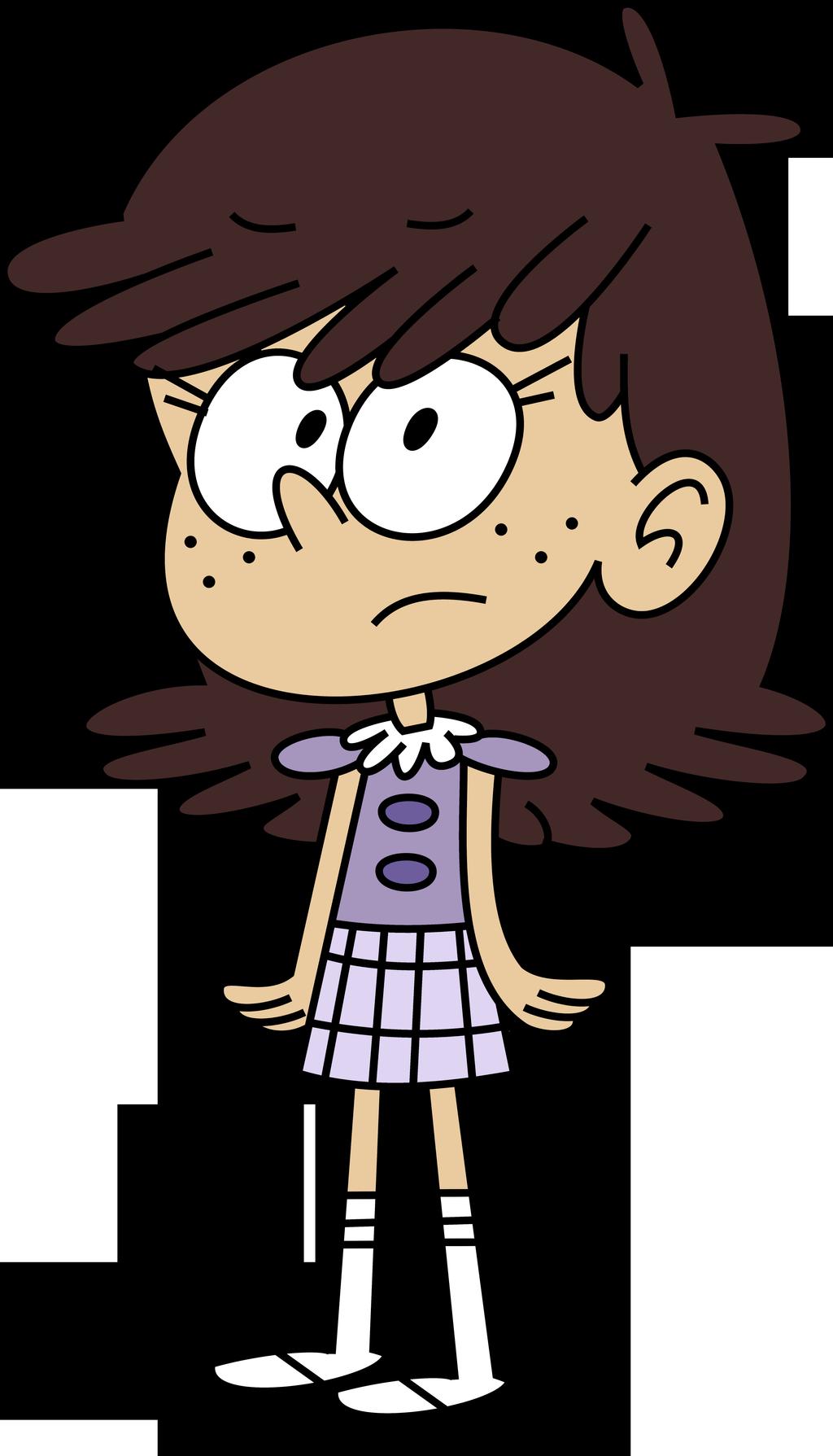 Luna Loud (11 years old) by C.