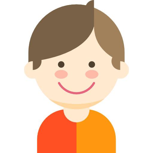 10 Year Old Boy Clipart.