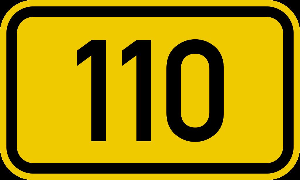 File:Bundesstraße 110 number.svg.