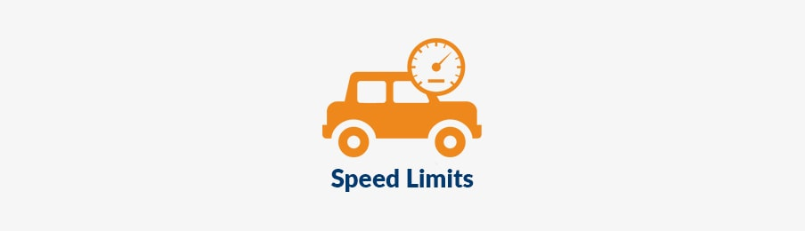 Speed Limits in New Zealand.