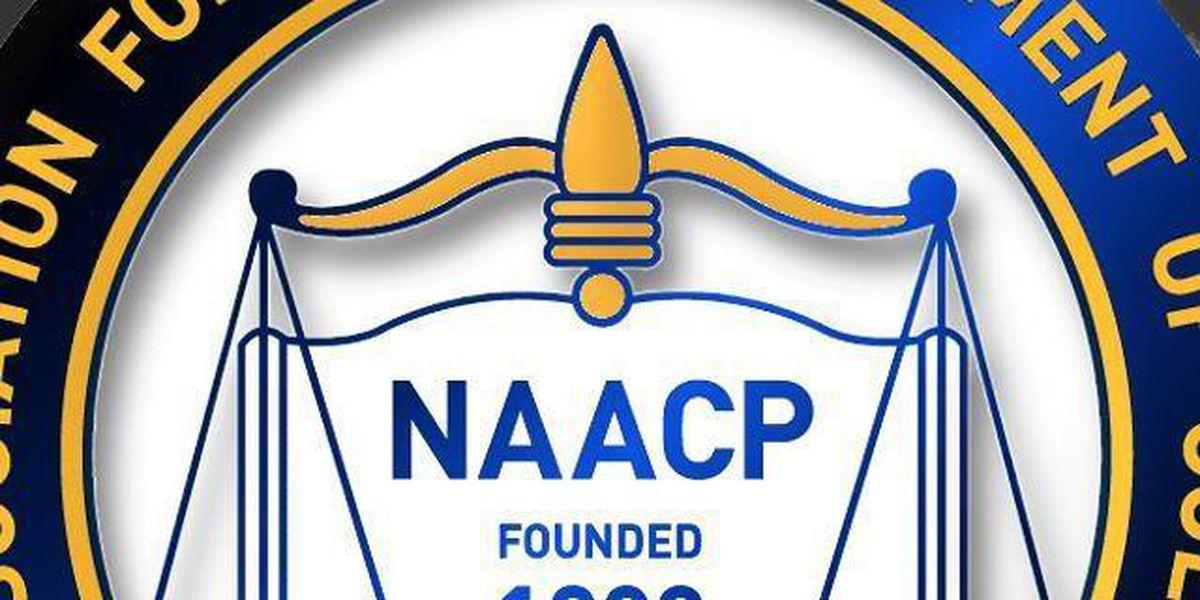 NAACP celebrates 110th anniversary.
