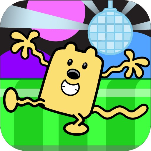 Design The Next Storybook App Icon for Wow! Wow! Wubbzy.