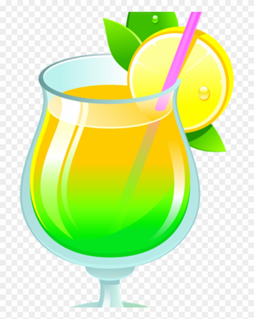 Clip Art Cocktails Pin F 117 On Summer Vacation Png.