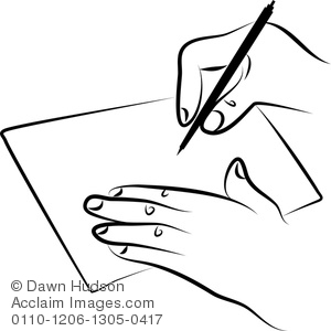 Autograph Clipart #119.