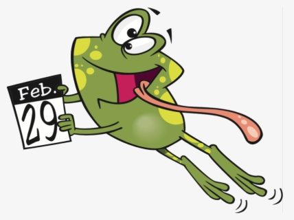 Free Leap Year Clip Art with No Background.