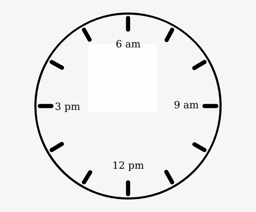 Png Black And White Library Clock Am Clip Art At Clker.