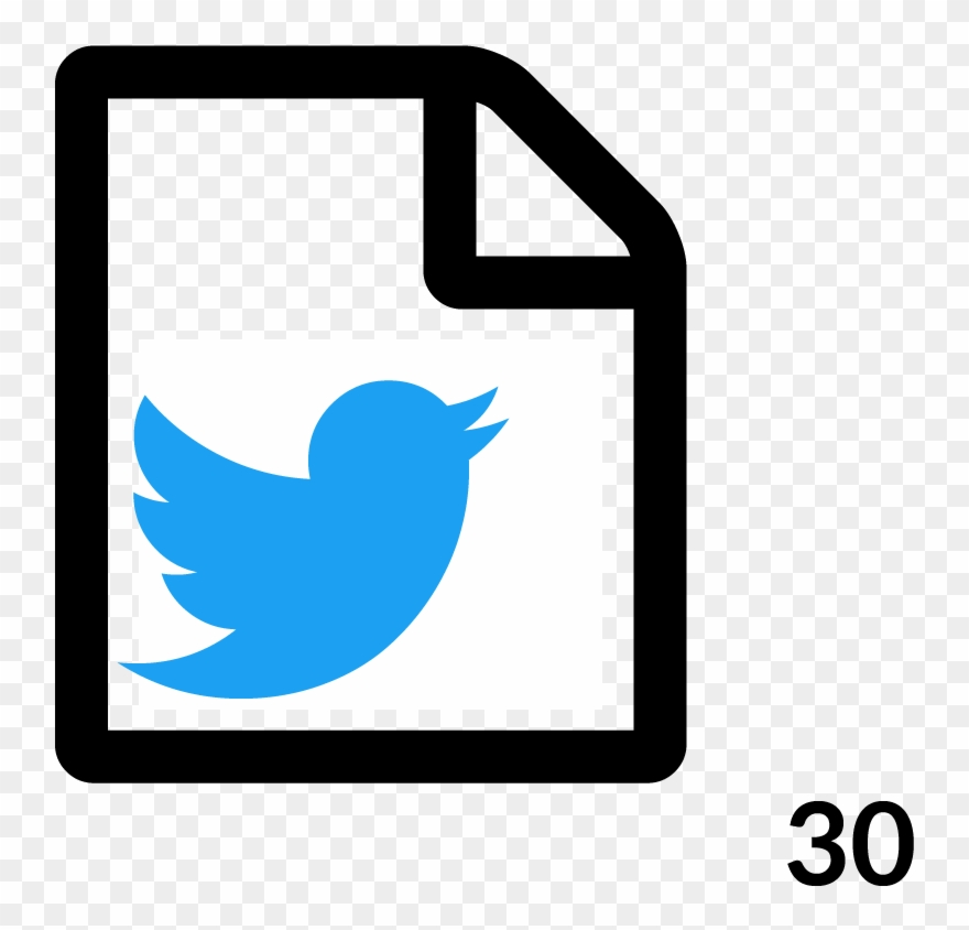 30 Twitter Posts Month 12 Months.
