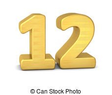 Number 12 Illustrations and Clipart. 1,642 Number 12 royalty free.