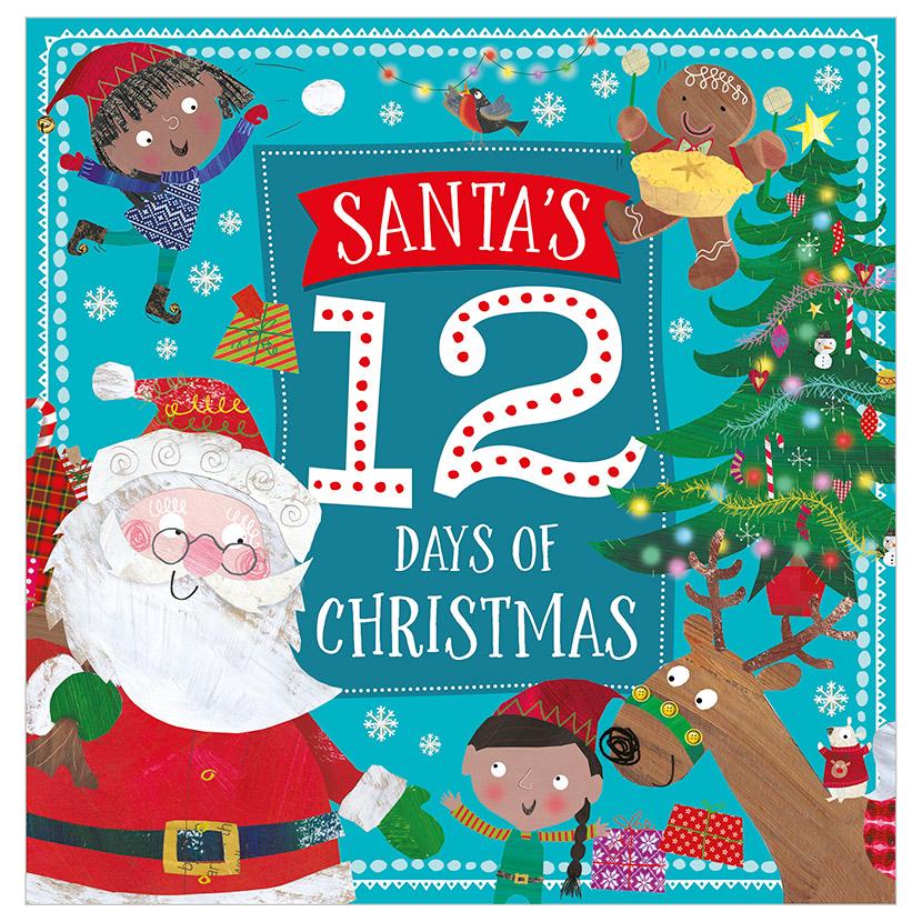 Santa's 12 Days of Christmas.