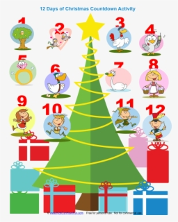 Free Christmas Day Clip Art with No Background.