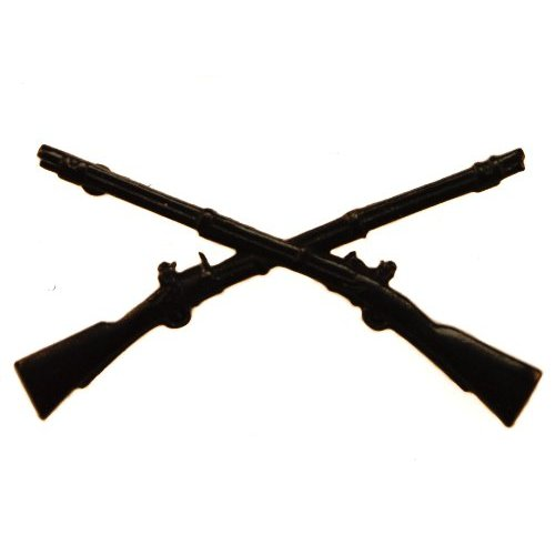 Free Crossed Rifles Silhouette, Download Free Clip Art, Free.